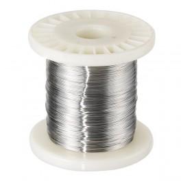 Bobine 0.500 kg fil inox 45/100