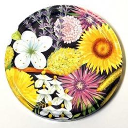 Capsule TO63 multi-fleurs