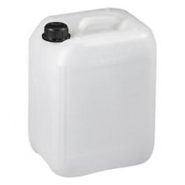 Bidon en plastique 10 litres avec bouchon