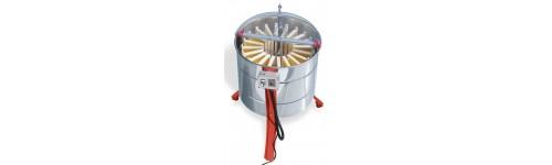 Extracteurs radiaires electriques