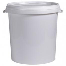 Seau plastique 30 litres / 40 kg miel